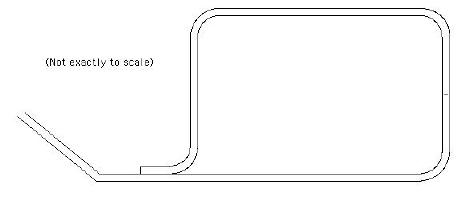 drawing of axle plate